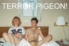"Terror Pigeon - ""Forget Everything That Makes You Want To Not Be This Band"""