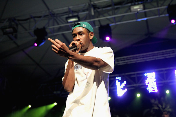 You'll Never Guess How Tyler, The Creator Feels About U2's Apple Stunt