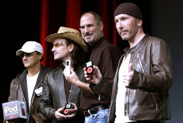 """NYTimes Says """"U2 Will Play A Significant Part"""" In Tomorrow's Apple Event"""