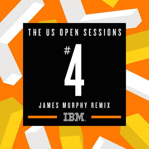 Hear James Murphy's U.S. Open Remixes