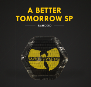 Wu-Tang Clan Unveil A Better Tomorrow Bluetooth Speaker