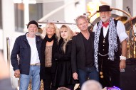 Fleetwood Mac Play Their Hits On <em>TODAY</em> And Announce More Tour Dates With Christine McVie