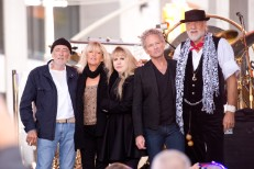 Fleetwood Mac Performs On NBC's