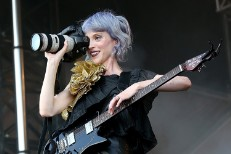 Watch St. Vincent & Belle And Sebastian's Full Sets From ACL 2014 Weekend 2