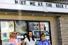 Andrew WK & Matt Sweeney & Jack Black