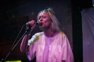 CMJ: Blue Hawaii, Ballet School, Lydia Ainsworth @ Glasslands, Brooklyn 10/24/14