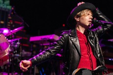 Beck on Austin City Limits (photo by Scott Newton)