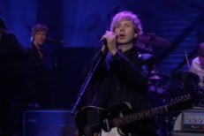 Watch A Slick-Looking Beck Croon &#8220;Waking Light&#8221; On <em>Conan</em>