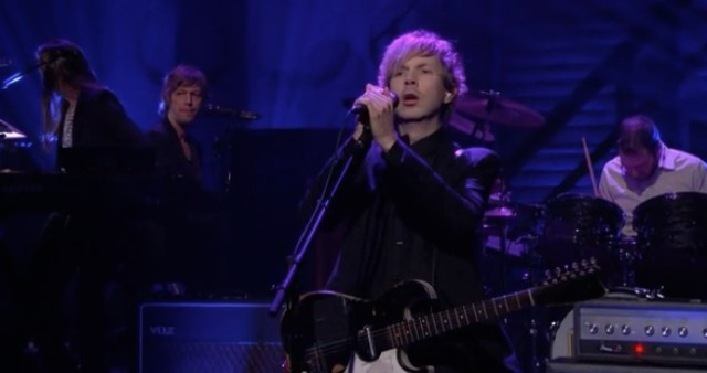 Beck on Conan