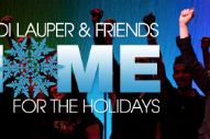 50 Cent, Sufjan Stevens Playing Cyndi Lauper's Home For The Holidays Benefit