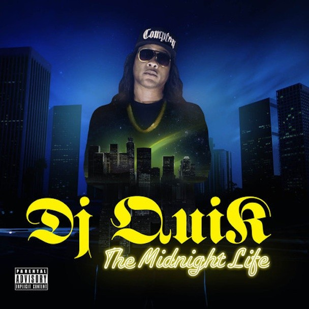 DJ Quik - The Midnight Life