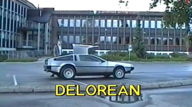 "Todd Terje - ""Delorean Dynamite"" video"