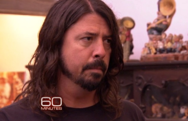 Foo Fighters on 60 Minutes