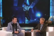 Jack White on Ellen