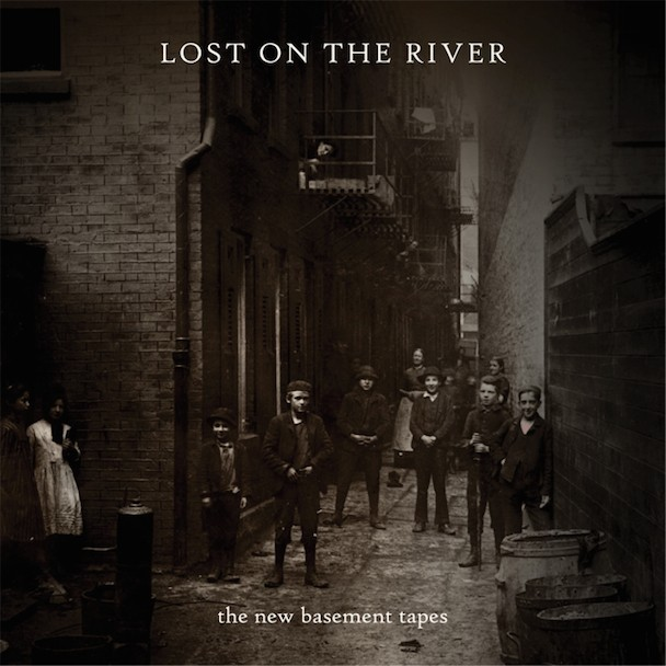 Lost On The River