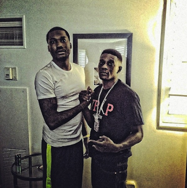 Meek Mill and Lil Boosie