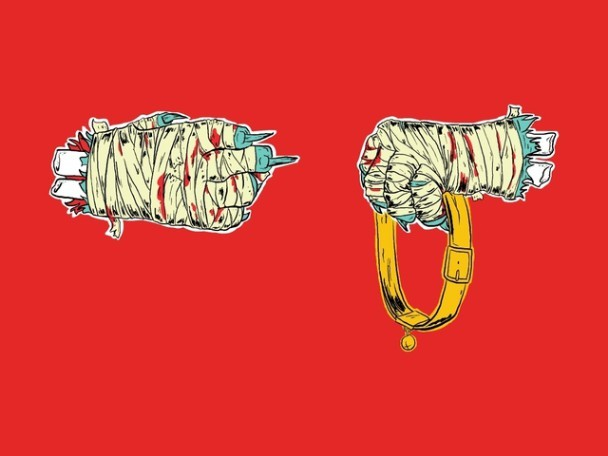 Run The Jewels' Meow The Jewels Campaign Enlists Geoff Barrow, Zola Jesus, Baauer, & Boots