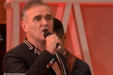 Morrissey on Gazebo