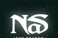 "Nas – ""The Season"" (Prod. J Dilla)"