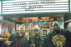 Nas Joins Run The Jewels At <em>RTJ2</em> Release Party, Shares Dilla-Produced &#8220;The Season&#8221;
