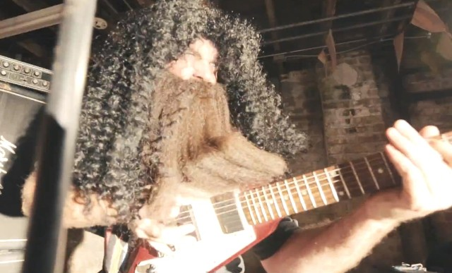 "Oozing Wound - ""Going Through The Motions Til I Die"" video"