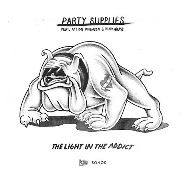 "Party Supplies - ""The Light In The Addict"""