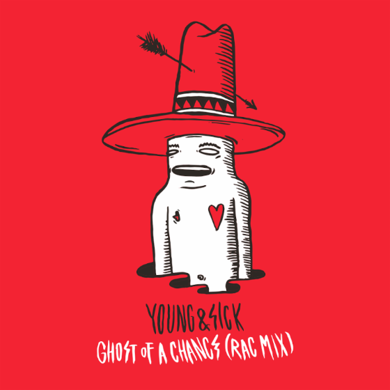 """""""Ghost Of A Chance"""" - Young & Sick (RAC Remix)"""