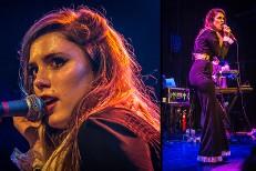 CMJ: Ryn Weaver @ Bowery Ballroom, NYC 10/22/14
