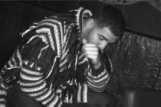 Drake at Dave & Buster's