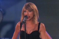 Watch Taylor Swift Shut Down Hollywood Boulevard On <em>Kimmel</em>