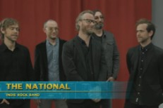 The National on Comedy Bang Bang