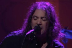 Watch The War On Drugs Play Their Beer Commercial Lead Guitar Shit On <em>Conan</em>