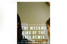 """The Weeknd - """"King Of The Fall Remix"""""""