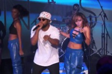Watch Tinashe &#038; Schoolboy Q Perform &#8220;2 On&#8221; On <em>Kimmel</em>