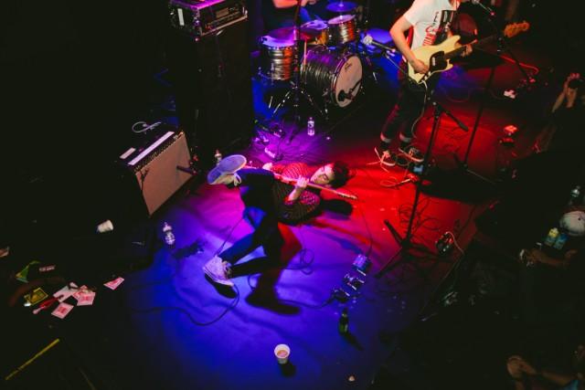 CMJ: Twin Peaks, Happyness, Nai Harvest @ Rough Trade 10/23/14