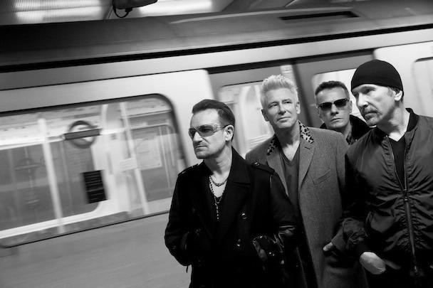 "Hear U2 Play ""Cedarwood Road"" & ""Song For Someone"" Live On BBC Radio 2"