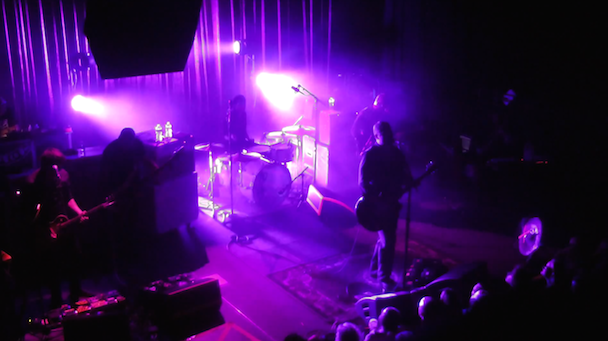 Watch The Afghan Whigs Cover Jeff Buckley, Fleetwood Mac, & Bobby Womack In Philadelphia, Sing With Usher In Brooklyn
