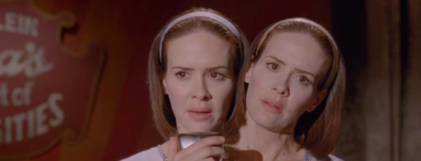 "Watch American Horror Story's Freaky Take On Fiona Apple's ""Criminal"""