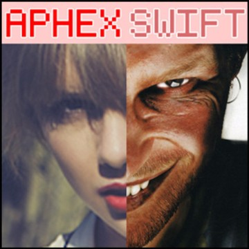 David Rees' Aphex Swift Is The Best Aphex Twin/Taylor Swift Mashup Album Of The Year So Far