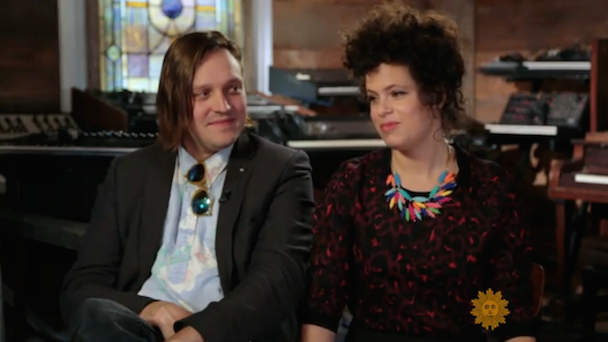 Watch Arcade Fire On CBS Sunday Morning