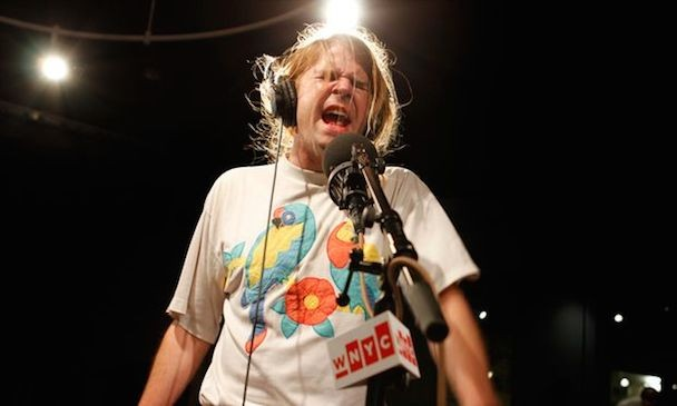 "Hear Ariel Pink Play New Songs ""Dayzed Inn Daydreams,"" ""Jell-o,"" & ""Four Shadows"" On Soundcheck"
