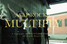 "A$AP Rocky – ""Multiply"" Video (Feat. Juicy J)"