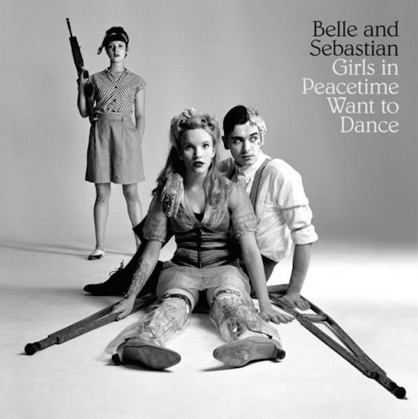 Belle And Sebastian Girls In Peacetime Want To Dance Details