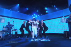 Watch Blood Orange And Samantha Urbani Perform &#8220;It Is What It Is&#8221; On <em>Kimmel</em>
