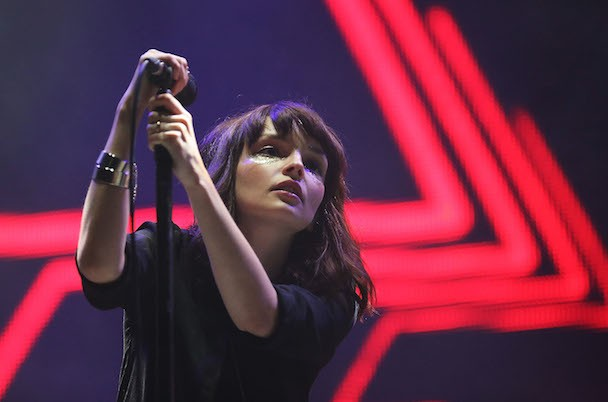 Hear Chvrches Play New Song At ACL 2014
