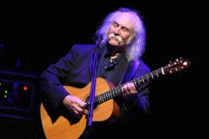 David Crosby Says Neil Young Is Very Angry With Him