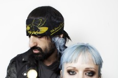 Crystal Castles Break Up