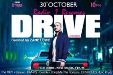 Zane Lowe's Drive Soundtrack