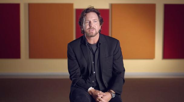 Watch Eddie Vedder's Fundraising Video For The Devastating Skin Disease Epidermolysis Bullosa
