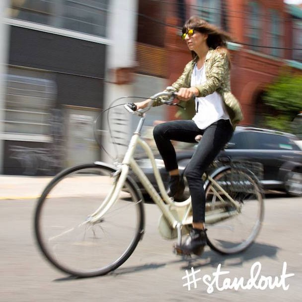 Watch Eleanor Friedberger's Lucky Brand Jeans Spot